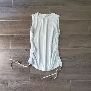 Banana Republic Light Sky Blue Tank Top - Size S
